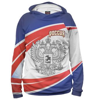 Худи женское Сборная России (8053)