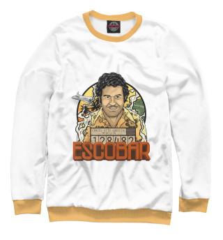 Одежда с принтом Pablo Emilio Escobar