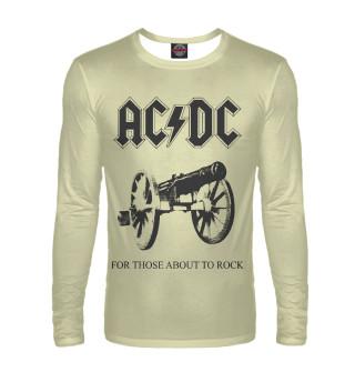 Лонгслив  мужской AC/DC (4793)