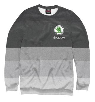 Одежда с принтом Skoda (785218)