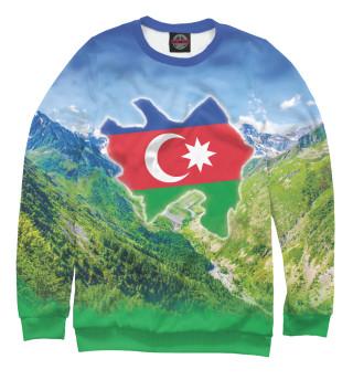 Одежда с принтом Горы Азербайджана
