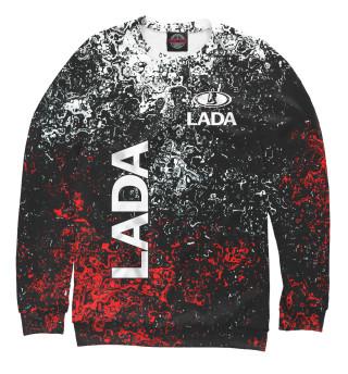 Одежда с принтом LADA (844084)