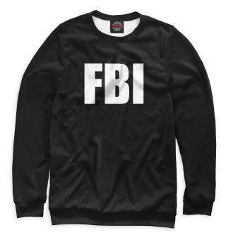 Одежда с принтом FBI (916315)