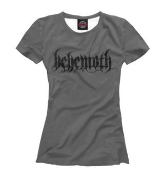 Футболка женская Behemoth (8944)