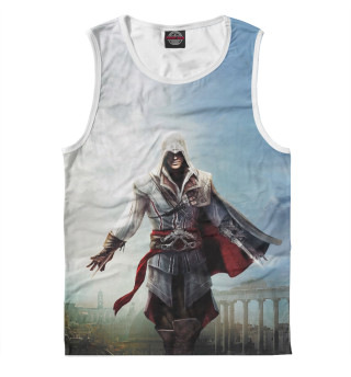 Майка мужская Assassin's Creed Ezio Collection