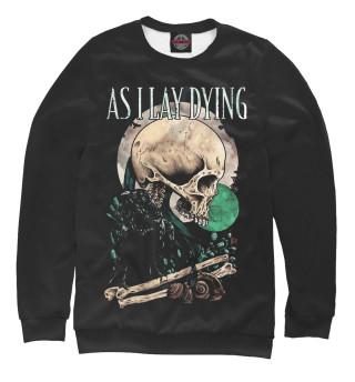 Одежда с принтом As I Lay Dying (445535)