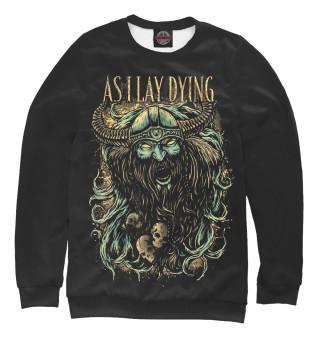 Одежда с принтом As I Lay Dying (578817)