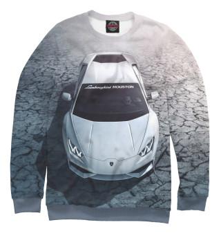 Одежда с принтом Lamborghini (865045)