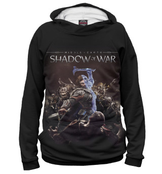 Худи женское Middle-earth: Shadow of War