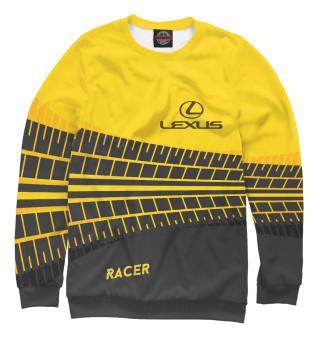 Одежда с принтом Lexus (942167)