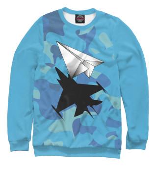 Одежда с принтом ВВС