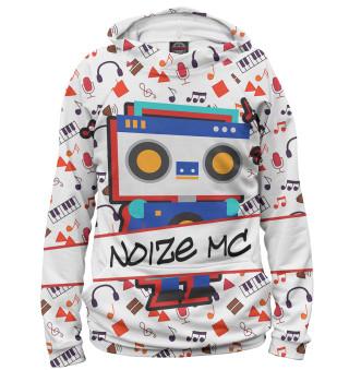 Худи женское Noize MC (8616)