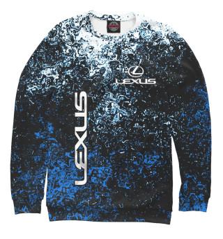 Одежда с принтом Lexus (496861)