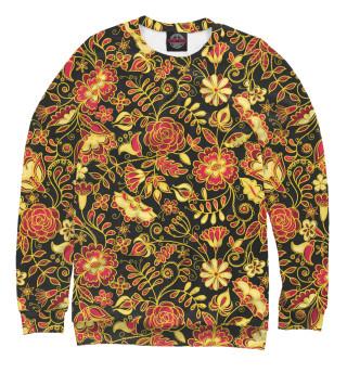 Одежда с принтом Хохлома (355458)