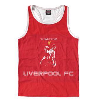 Майка борцовка мужская FC Liverpool (3398)