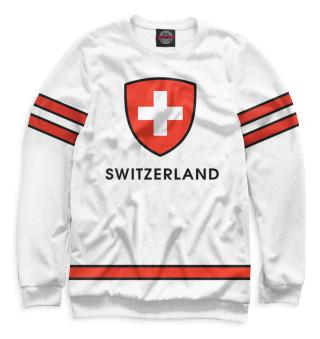 Одежда с принтом Сборная Швейцарии (566595)