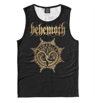 Майка мужская Behemoth