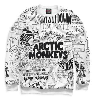 Одежда с принтом Arctic Monkeys (919497)