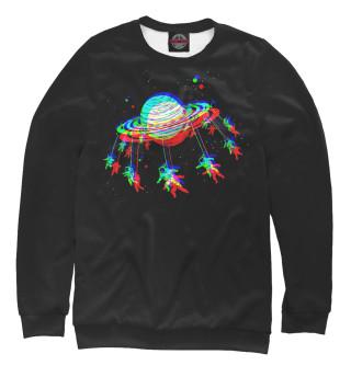 Одежда с принтом Psychedelic Space