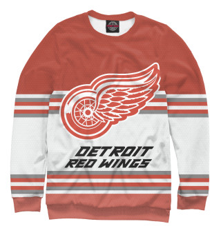 Одежда с принтом Детройт Ред Уингз