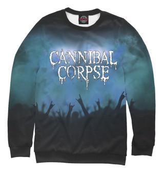 Одежда с принтом Cannibal Corpse (185280)