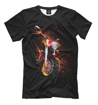 Футболка мужская My bike