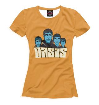 Футболка женская Oasis (8298)