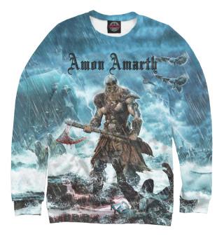 Одежда с принтом Amon Amarth (566376)