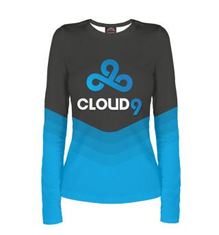 Лонгслив  женский Cloud 9 Team