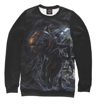 Одежда с принтом Alien Чужой