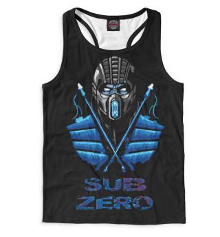 Майка борцовка мужская Sub-Zero (6875)