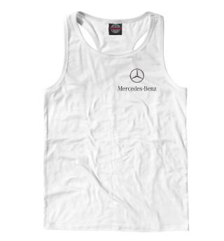 Майка борцовка мужская Mercedes-Benz (9232)