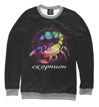 Одежда с принтом Скорпион (390595)