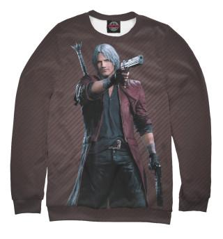 Одежда с принтом Devil May Cry Dante