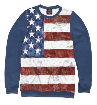Одежда с принтом США (256935)