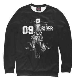 Одежда с принтом 09 rider