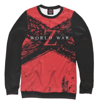 Одежда с принтом World War Z (415204)