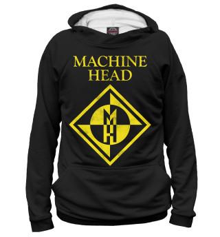 Худи женское Machine Head (9921)