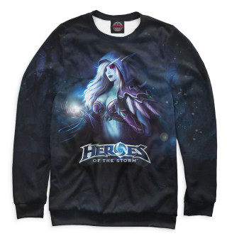 Одежда с принтом Heroes of the Storm (616882)