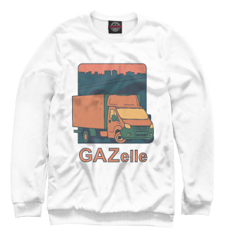 Одежда с принтом ГАЗель (471536)