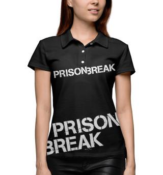 Поло женское Prison Break
