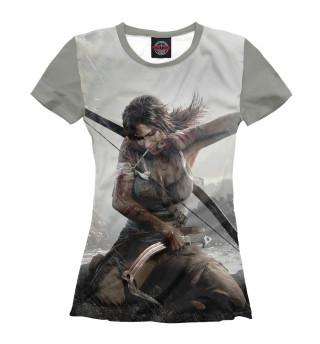 Футболка женская Tomb Raider (7583)