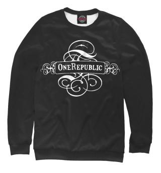 Одежда с принтом OneRepublic (441593)