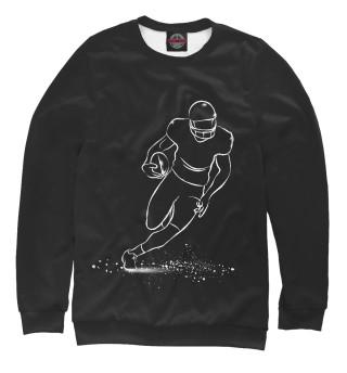 Одежда с принтом Американский футбол (995922)