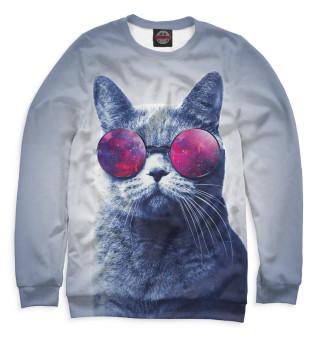Одежда с принтом Кот