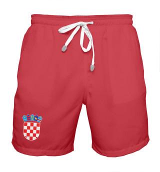 Шорты мужские Сборная Хорватии