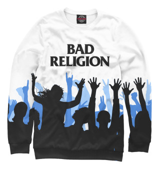 Одежда с принтом Bad Religion