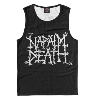 Майка мужская Napalm Death