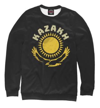 Одежда с принтом Казах