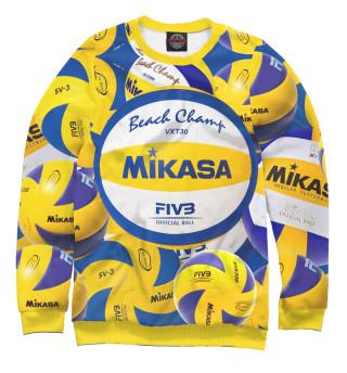 Одежда с принтом Beach volleyball (Mikasa)